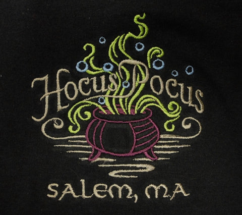 Tee Hocus Pocus (adult, ladies)