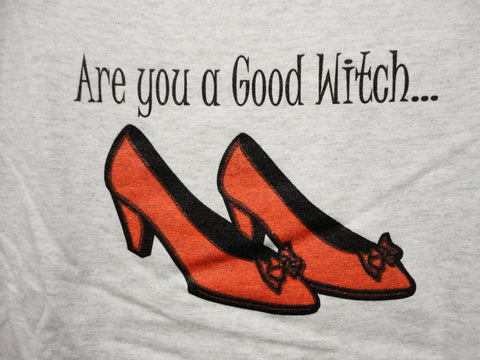 Sweatshirt Good/Bad Witch (unisex)