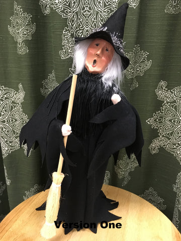 Salem Witch by Byers' Choice