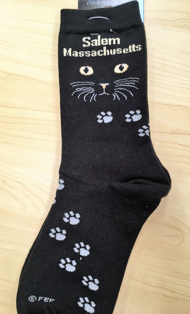 Salem Cat Socks
