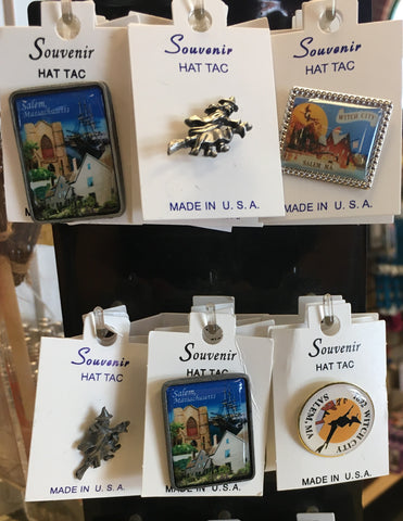 Hat Tacs/Lapel Pins Salem