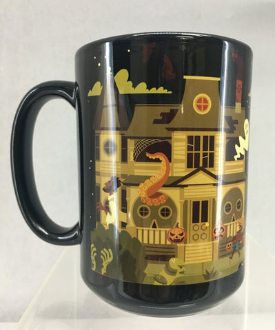 Mug Haunted House