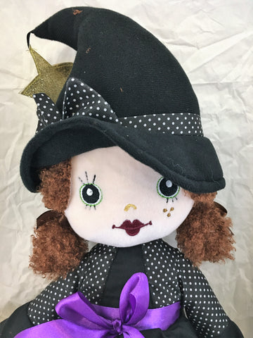 Witch Plushie