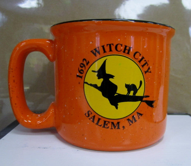 Mug Witch City spatter mug
