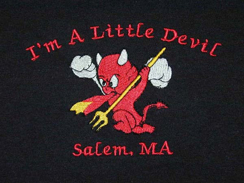Tee I'm a little Devil (kids)