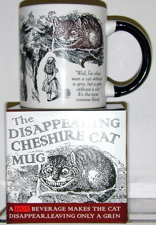 Mug Disappearing Cheshire Cat