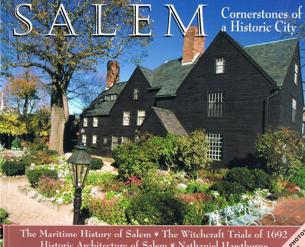 Salem: Cornerstones of a Historic City