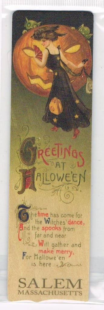 Salem Bookmarks