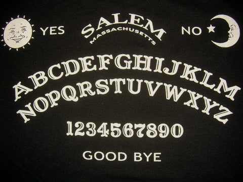 Tee Ouija Board (unisex, ladies, long sleeve)