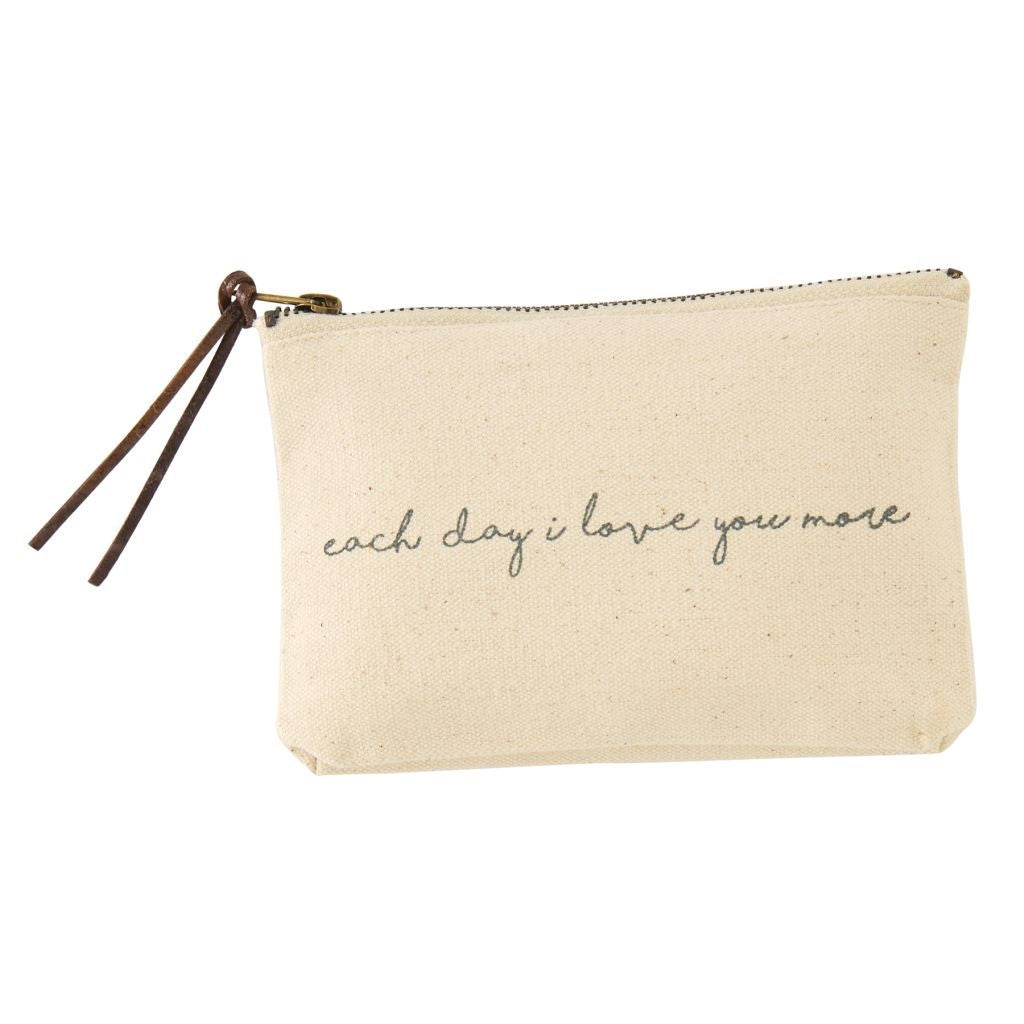 EACH DAY COSMETIC BAG