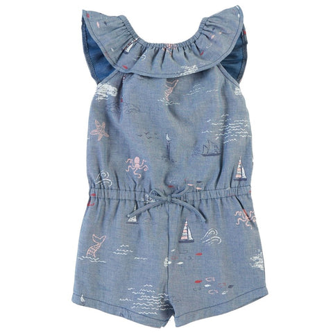 SAIL AWAY ROMPER