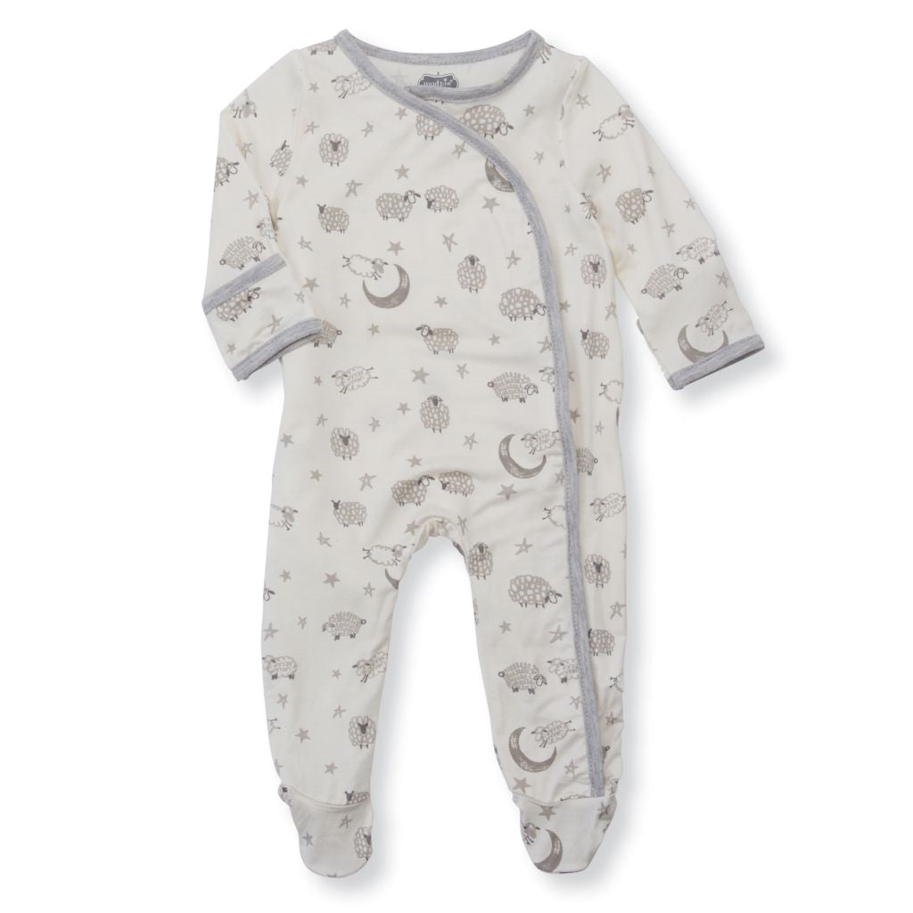 COUNTING SHEEP FOOTED SLEEPER 3-6 MTH