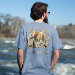LOYAL AND DEPENDABLE SHORT SLEEVE