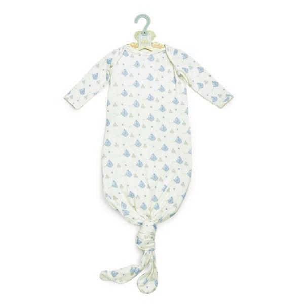 BEST FRIENDS KNOTTY NIGHTY & NIGHT CAP 0-3 MONTHS