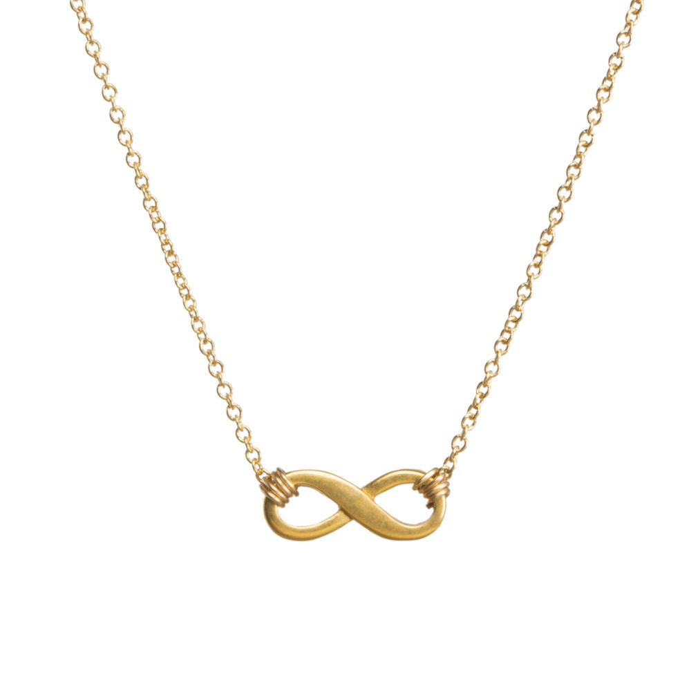 INFINITE LOVE NECKLACE GOLD