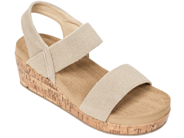 YADKIN NATURAL SANDAL