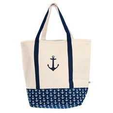 CANVAS EMBROIDERED TOTE