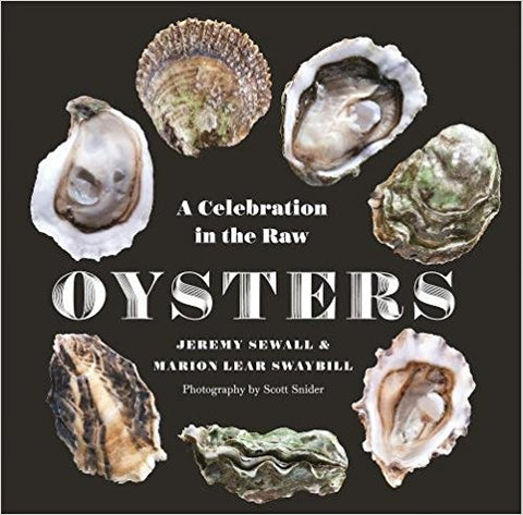 A CELEBRATION IN THE RAW OYSTERS
