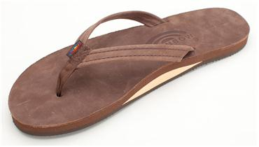 RAINBOW WOMEN'S NARROW STRAP EXPRESSO SANDAL