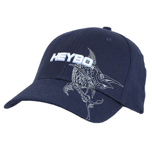 MARLIN NAVY FLEXFIT HAT