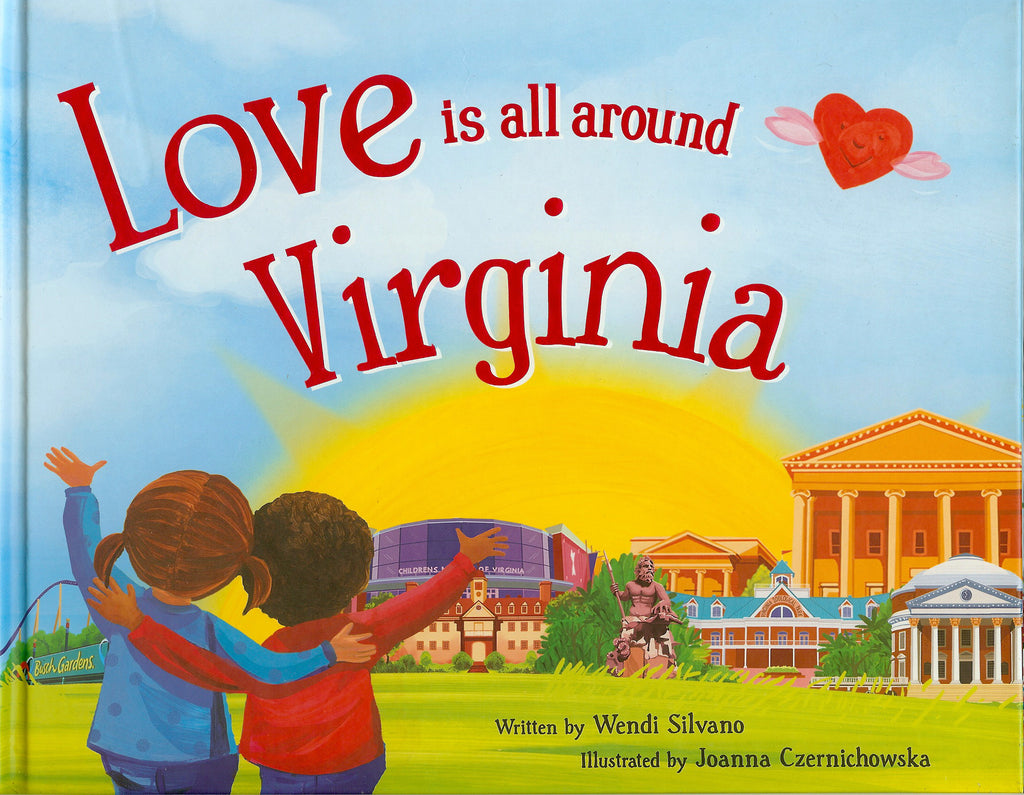 LOVE IS ALL AROUND VIRGINIA