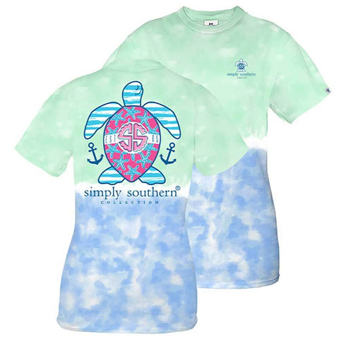 PREPPY ANCHOR TURTLE