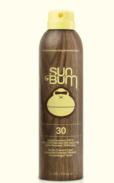 SUN BUM ORIGINAL SPF 30 SUNSCREEN SPRAY