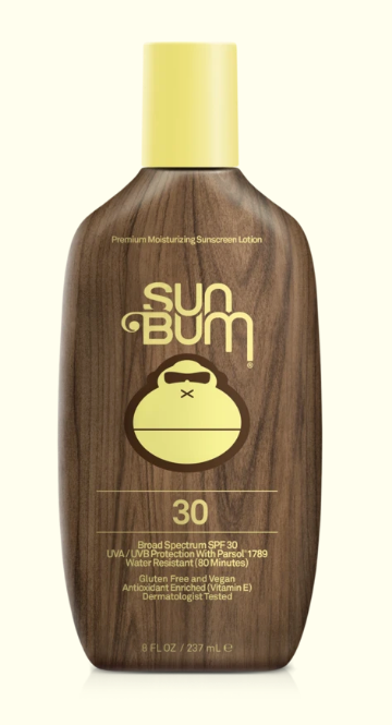SUN BUM ORIGINAL SPF 30 SUNSCREEN LOTION