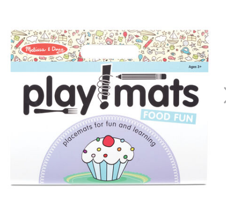 PLAY MATS FOOD FUN
