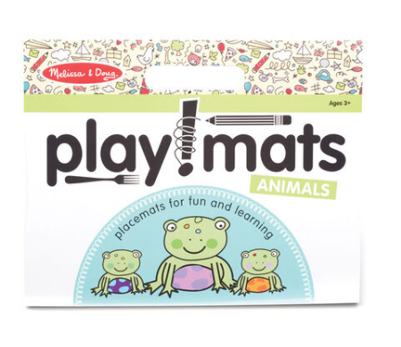 PLAY MATS ANIMALS