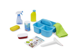 SPRAY, SQUIRT, AND SQUEEGEE PLAY SET