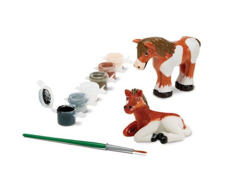 CREATED BY ME! HORSE FIGURINE SET