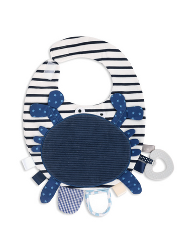 ACTIVITY BIB- CRAB