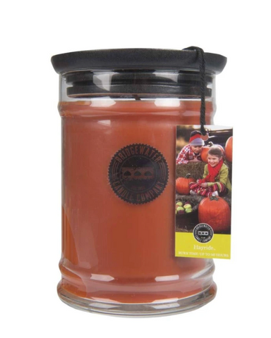 HAYRIDE 18 OZ LARGE JAR