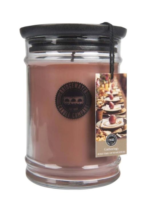 GATHERING 18 OZ LARGE JAR CANDLE