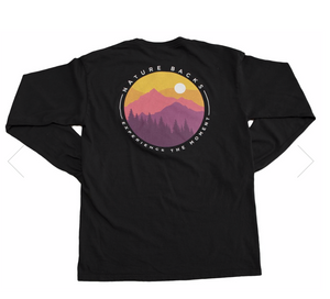 NATURE BACKS LONG SLEEVE PULSE