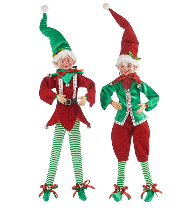 "24"" POSABLE ELF"