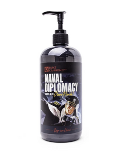 DUKE CANNON HAND SOAP 17 OZ NAVAL