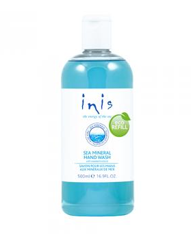 INIS SEA MINERAL HAND WASH ECO REFILL