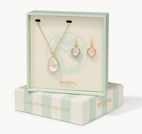 SPARTINA NAIA BOXED SET PEARLESCENT