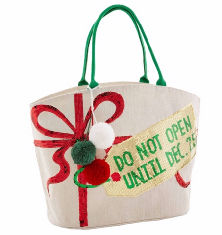 CHRISTMAS DAZZLE TOTES