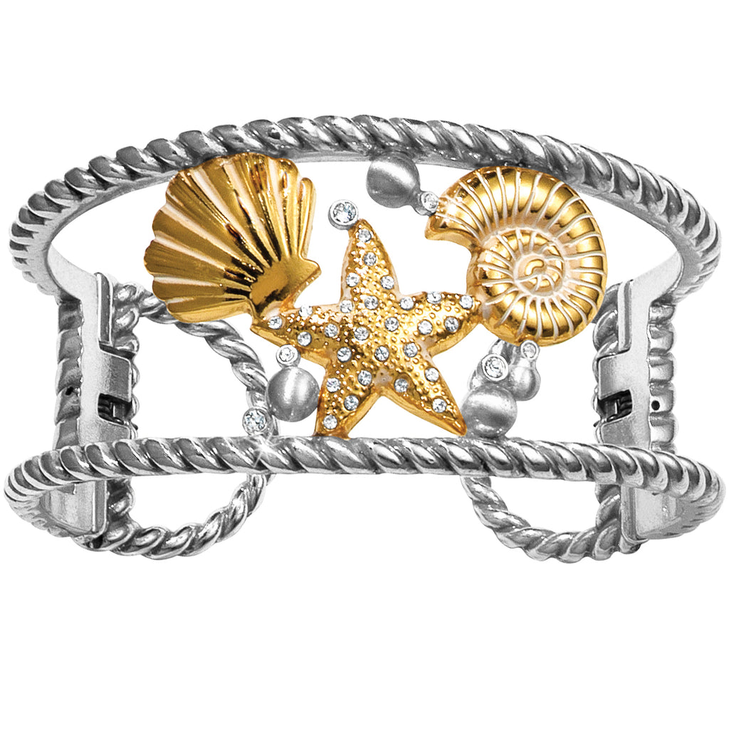 SEA DREAMER DOUBLE HINGE BANGLE