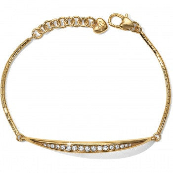 GOLD CONTEMPO ICE BRACELET