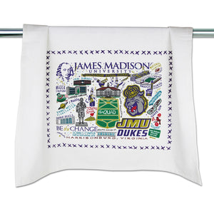 JAMES MADISON UNIVERSITY GUEST TOWEL