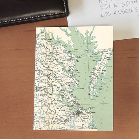 VIRGINIA PENINSULA NOTECARDS