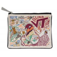 VIRGINIA TECH POUCH
