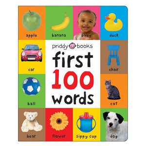 first 100 words by rodger priddy brandon manitoba