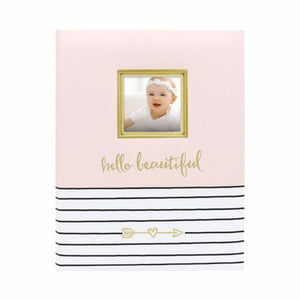 Pearhead Hello Baby Book