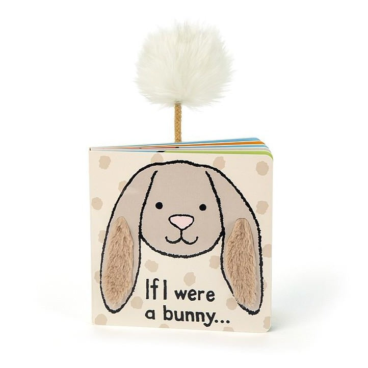 Jellycat If I Were a Bunny Board Book
