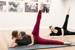 Toning with Pilates